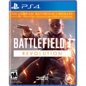 EA BATTLEFIELD I REVOLUTION PS4