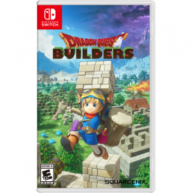 NINTENDO DRAGON QUEST BUILDERS PER SWITCH