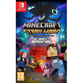 DB MINECRAFT STORY MODE COMPLETE ADVENTURE PER SWITCH
