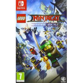 Warner Lego Ninjago il film Videogame switch