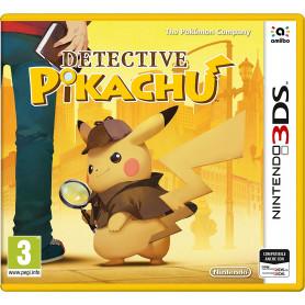 NINTENDO DETECTIVE PIKACHU PER 3DS