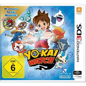 NINTENDO 3DS YO-KAI WATCH SPECIAL EDITION