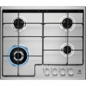 ELECTROLUX EGS6434X PIANO COTTURA