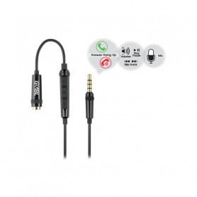 G BL 7040 7040-Adds microphone   control to any stereo headset,compatible Apple devices