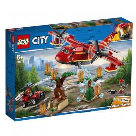 LEGO 60217 CITY FIRE AEREO ANTINCENDIO