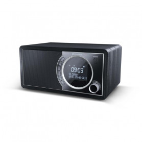 SHARP DR-450(BK) NERA RADIO DAB   BLUETOOTH LCD DISPLAY