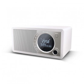 SHARP DR-450(WH) WHITE RADIO DAB  BLUETOOTH