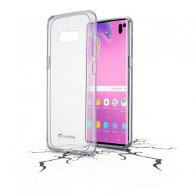 CELLULAR CLEARDUOGALS10LT CUSTODIA CLEAR DUO GALAXY S10E TRASP