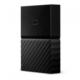 W.D MY PASSPORT 4TB FOR MAC BLACK WDBP6A0040BBK-WESE HARD DISK