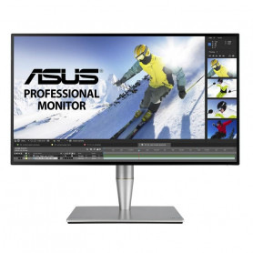 ASUS PA27AC  Professional Monitor da 27  WQHD 2560 x 1440, IPS 4 side-frameless, HDR, 100  sRGB/, Thunderbold 3 USB-C