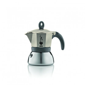 BIALETTI 4832 INDUCTION 3 TAZZE GOLD MOKA