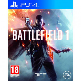 EA Battlefield I PS4