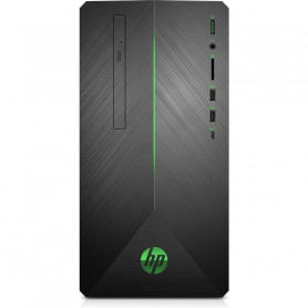 HP PAVILION GAMING 690-0999NL DESKTOP I7-8700-8GB-SSD128 1TB-GTX1050-WIN10HOME