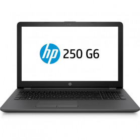 HP 2RR68EA 250 G6 I5-7200U 8GB 256GB SSD DVDRW 15.6  FHD WIN10 PRO
