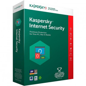 Kaspersky Internet Security 1 User Renewal  1 Year KL1171T5AFR-8SLIM