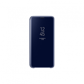 SAMSUNG EF-ZG960CLEGWW CLEAR VIEW STANDING COVER BLUE S9