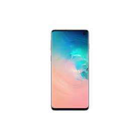 SAMSUNG S 10 128GB/8GB RAM WHITE SM-G973FZWDITV SMARTPHONE