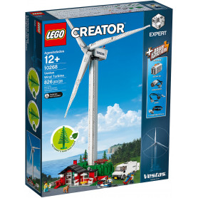 LEGO 10268 CREATOR EXPERT Turbina eolica Vestas