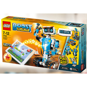 LEGO 17101 BOOST TOOLBOX CREATIVA