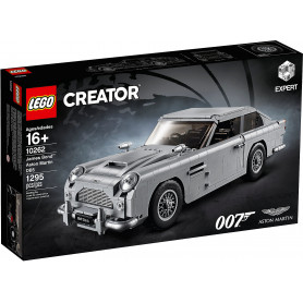 LEGO 10262 CREATOR EXPERT JAMES BOND  ASTON MARTIN DB5