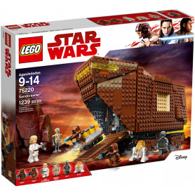 LEGO 75220 STAR WARS TM SANDCRAWLER