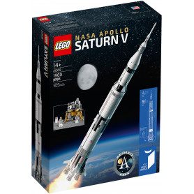 LEGO 21309  IDEAS SATURN V APOLLO LEGO  NASA
