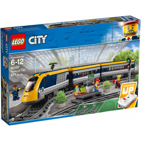 LEGO 60197 CITY TRAINS TRENO PASSEGGERI