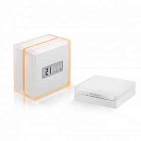 NETATMO TERMOSTATO NTH01-IT-CG CONTROLLABILE DA SMARTPHONE