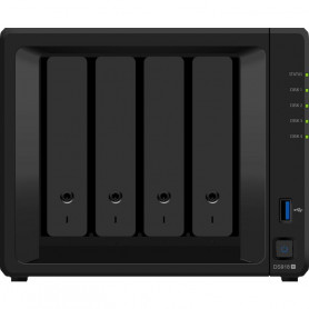 SYNOLOGY DS918  4BAY 1.5 GHZ QC 2X GBE DS918  NAS