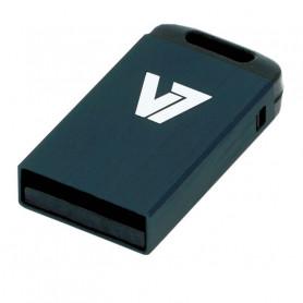 V7 VU216GCR-BLK-2E NANO USB2.0 STICK 16GB BLACK PENDRIVE
