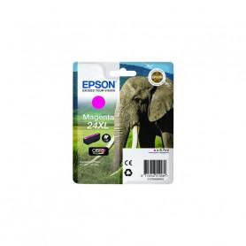 EPSON C13T2433 CARTUCCIA MAGENTA 24XL  ELEFANTE