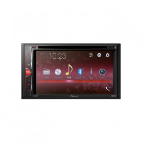 PIONEER AVH-A210BT MONITOR 6.2  TOUCH DVD BT USB