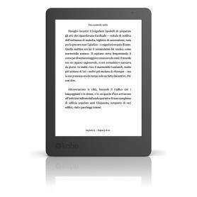 KOBO N236-KU-BK-K-EP AURA NEW  EDIT.2  6  E-INK 4GB E-BOOK READER NERO