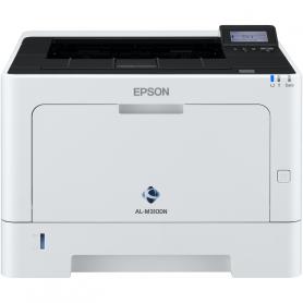 EPSON AL-M310DN-STAMPANTE LASER NERO 1200DPI-35PPM-350FOGLI USB-LAN-PCL6