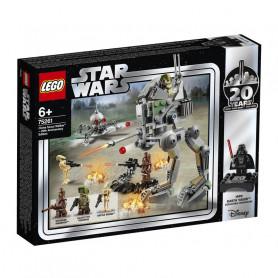 LEGO 75261 STAR WARS  CLONE SCOUT WALKER