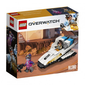 LEGO 75970 OVERWATCH TRACER VS WINDOWMARKER