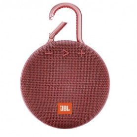 JBL CLIP 3 RED CASSA BLUETOOTH IPX7
