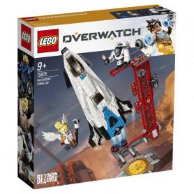 LEGO 75975 OVERWATCH OSSERVATORIO GIBILTERRA