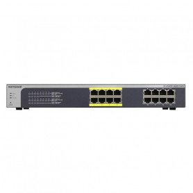 NETGEAR JGS516PE PROSAFE PLUS SWITCH 16P. GIGABIT  8 POE  85W