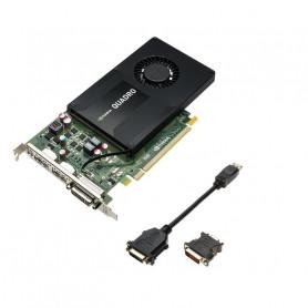 PNY VCQK2200-PB QUADRO K2200 4GB DDR5 PCI-E SC.GRAFICA