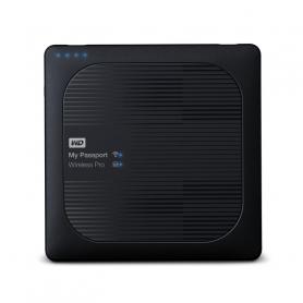 WD HARD DISK  My Passport Wireless Pro WDBSMT0 4064934 HDD4TB