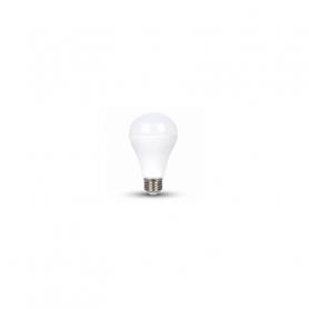 V-TAC 4454 LED Bulb - 15W A65 E27 Thermoplastic Luce Naturale