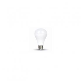 V-TAC 4457 LED Bulb - 17W A65 E27 Thermoplastic Luce Naturale