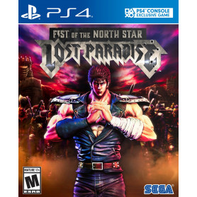 ATLUS FIST OF THE NORTH STAR - LOST PARADISE PS4