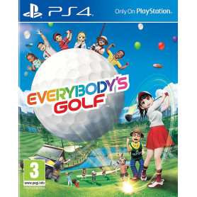 SONY Everybody s Golf PS4