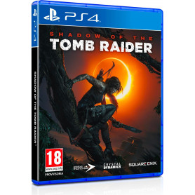 SQUARE-ENIX SHADOW OF THE TOMB RAIDER PS4
