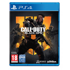 ACTIVISION CALL OF DUTY : BLACK OPS 4 PS4 IT
