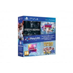 SONY PlayLink Software Bundle  cofanetto dimmi chi sei sapere e potere  singstar Hidden Agenda  PS4