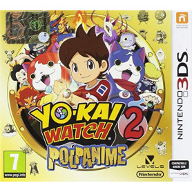 NINTENDO 3DS YO-KAI WATCH 2 POLPANIME SPEC. ED.