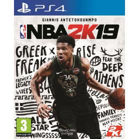 TAKE TWO NBA 2K19 PS4